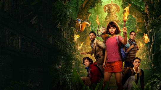 Dora and the Lost City of Gold (2019) Image