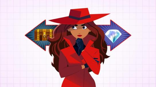 Carmen Sandiego: To Steal or Not to Steal (2020) Image