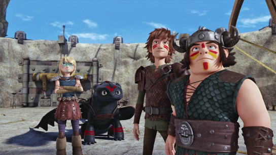 Dragons: Dawn Of The Dragon Racers (2014) Image