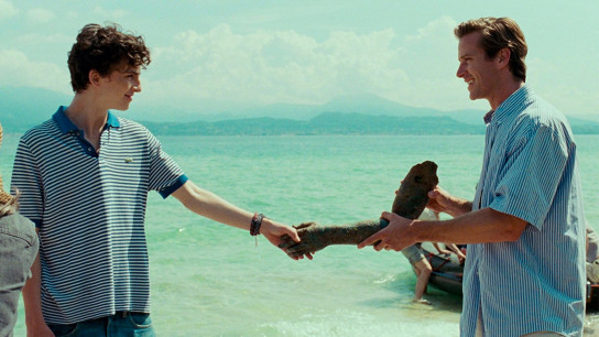 Call Me by Your Name (2017) Image