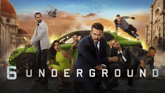 6 Underground (2019) Image