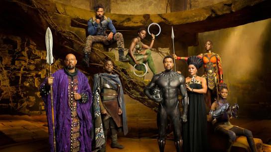 Black Panther (2018) Image