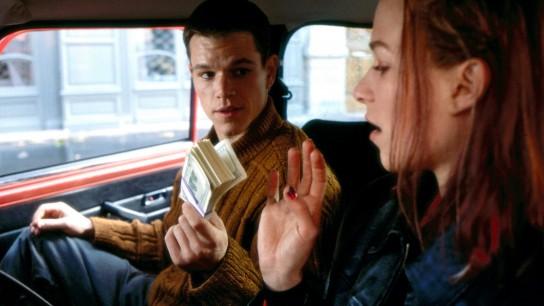 The Bourne Identity (2002) Image