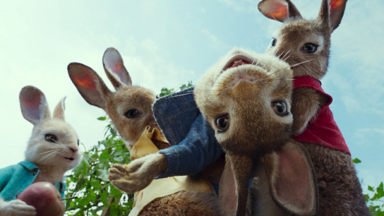 Peter Rabbit (2018) Image