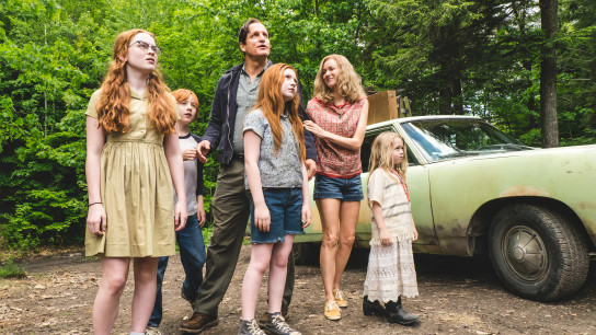 The Glass Castle (2017) Image