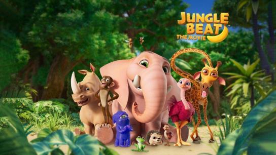 Jungle Beat: The Movie (2020) Image