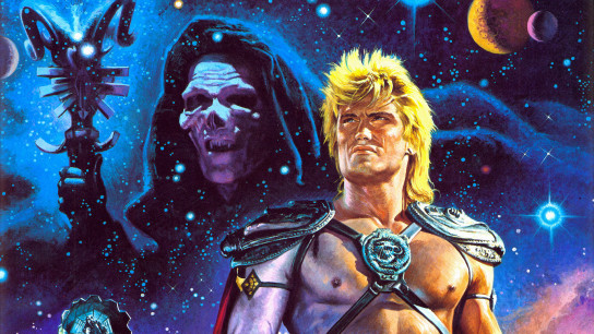 Masters of the Universe (1987) Image