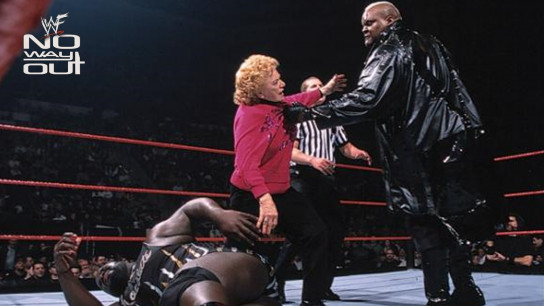 WWE No Way Out 2000 (2000) Image