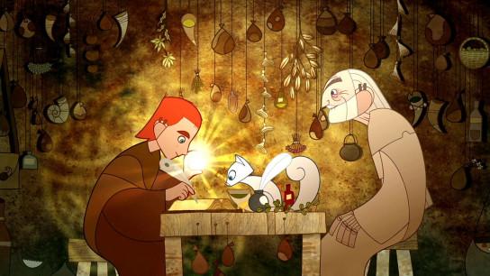 The Secret of Kells (2009) Image