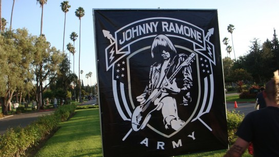 Too Tough to Die: A Tribute to Johnny Ramone (2006) Image