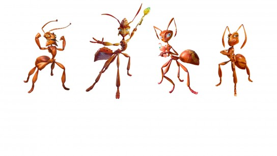 The Ant Bully (2006) Image