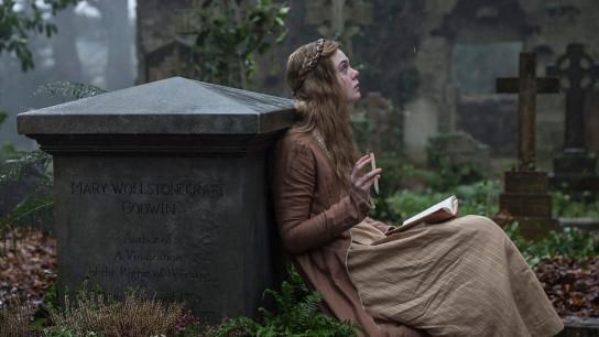 Mary Shelley (2018) Image