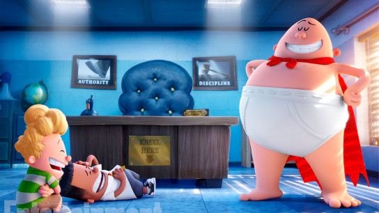 Captain Underpants: The First Epic Movie (2017) Image