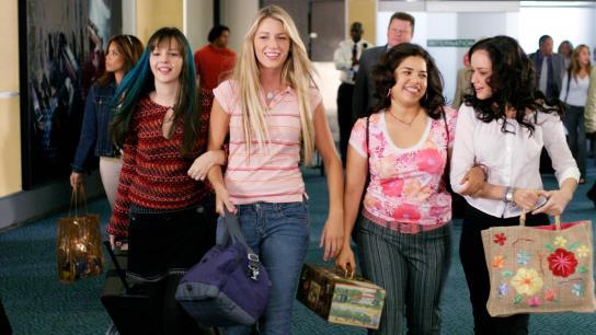The Sisterhood of the Traveling Pants (2005) Image