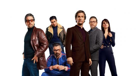 The Gentlemen (2019) Image