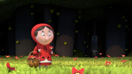 Revolting Rhymes (2018) Image