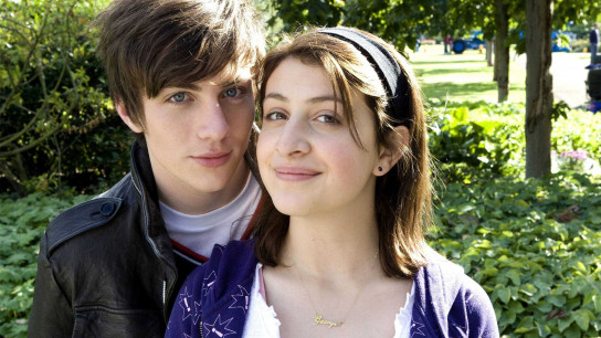 Angus, Thongs and Perfect Snogging (2008) Image