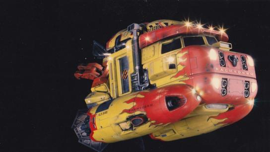 Space Truckers (1996) Image
