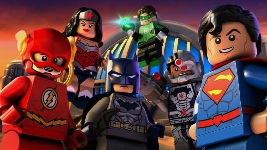 LEGO DC Comics Super Heroes: Justice League: Cosmic Clash (2016) Image