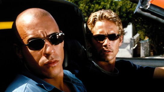 The Fast and the Furious (2001) Image