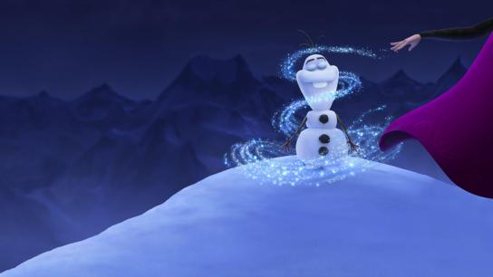 Once Upon a Snowman (2020) Image
