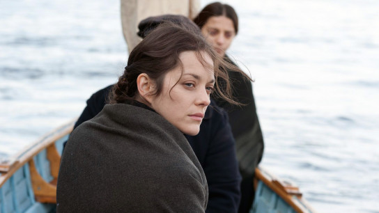 The Immigrant (2013) Image