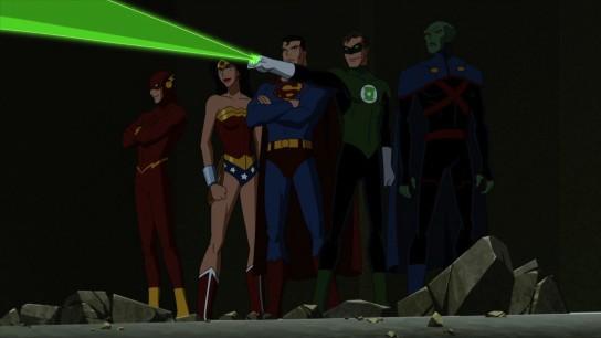 Justice League: Doom (2012) Image