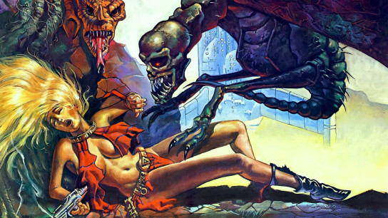 Galaxy of Terror (1981) Image