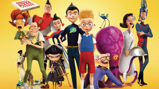 Meet the Robinsons (2007) Image