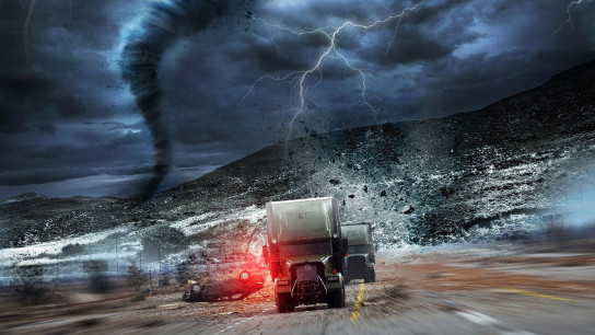 The Hurricane Heist (2018) Image