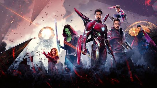 Avengers: Infinity War (2018) Image