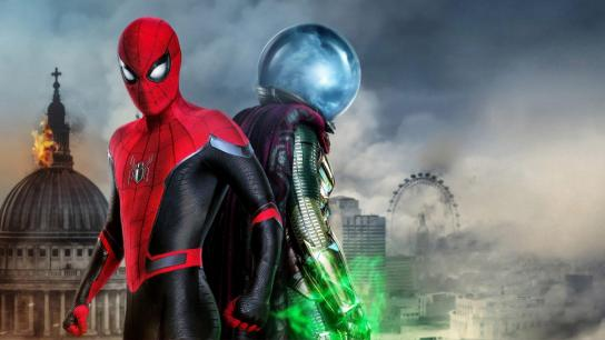 Spider-Man: Far from Home (2019) Image