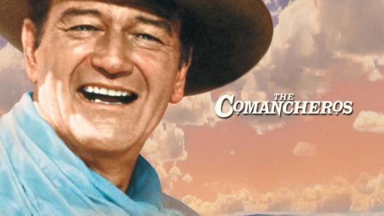 The Comancheros (1961) Image