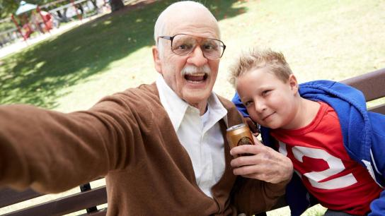 Jackass Presents: Bad Grandpa (2013) Image