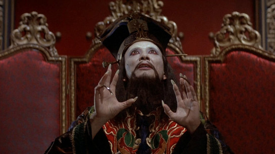 Big Trouble in Little China (1986) Image