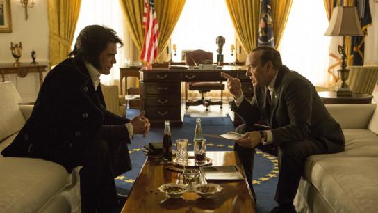 Elvis & Nixon (2016) Image