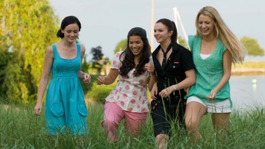 The Sisterhood of the Traveling Pants 2 (2008) Image