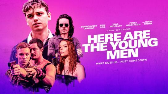 Here Are the Young Men (2021) Image