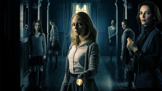 Down a Dark Hall (2018) Image