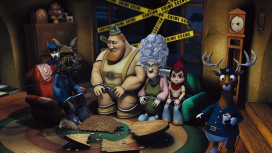 Hoodwinked! (2005) Image