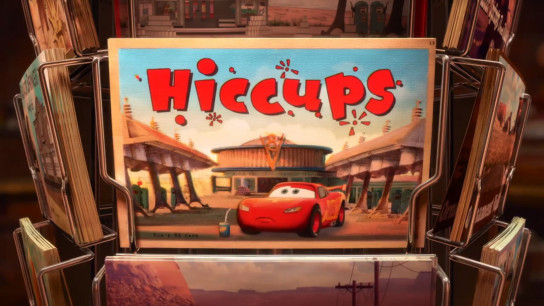 Cars Toons: Tales from Radiator Springs - Hiccups (2013) Image