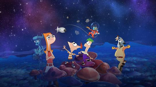 Phineas and Ferb The Movie: Candace Against the Universe (2020) Image