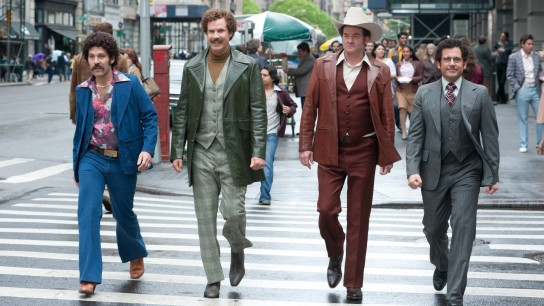 Anchorman 2: The Legend Continues (2013) Image