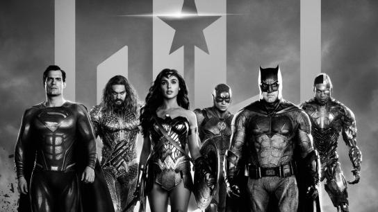 Zack Snyder's Justice League (2021) Image