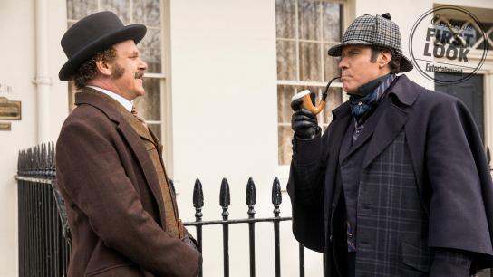 Holmes and Watson (2018) Image