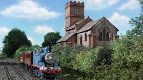 Thomas and the Magic Railroad (2000) Image
