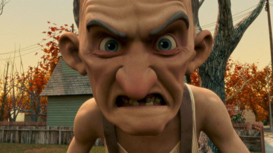 Monster House (2006) Image