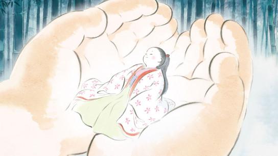 The Tale of the Princess Kaguya (2014) Image