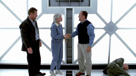 Cube²: Hypercube (2002) Image