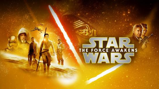 Star Wars: The Force Awakens (2015) Image